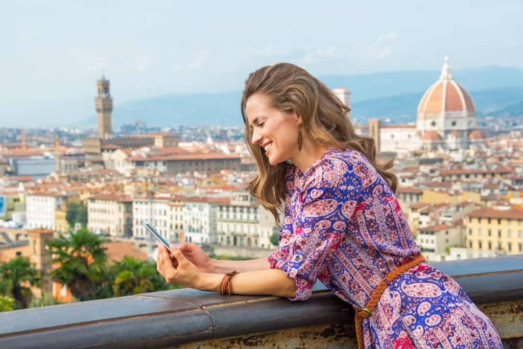 Guided tour in Florance