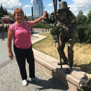 Guide in Kaunas