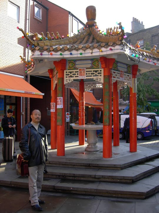 Chinatown's food tour in London