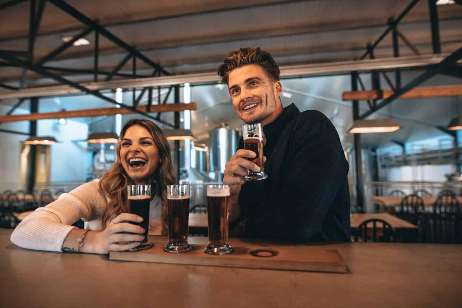 Beer tour Riga