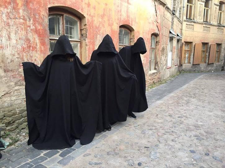 Ghost Tour in Kaunas