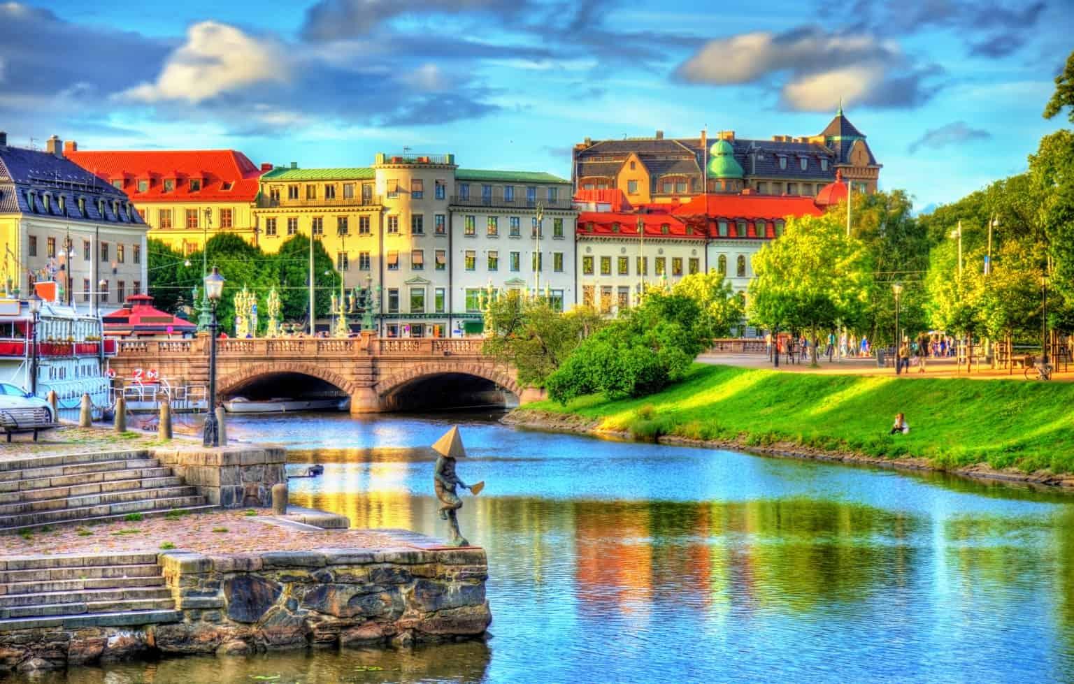 Walking Tour in Gothenburg