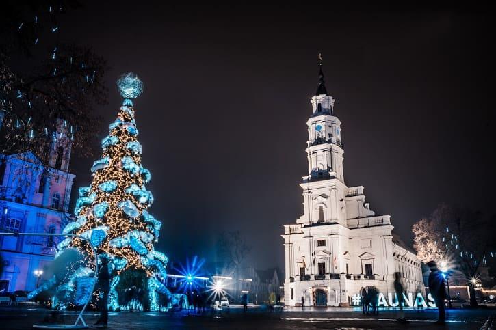 Christmas in Kaunas