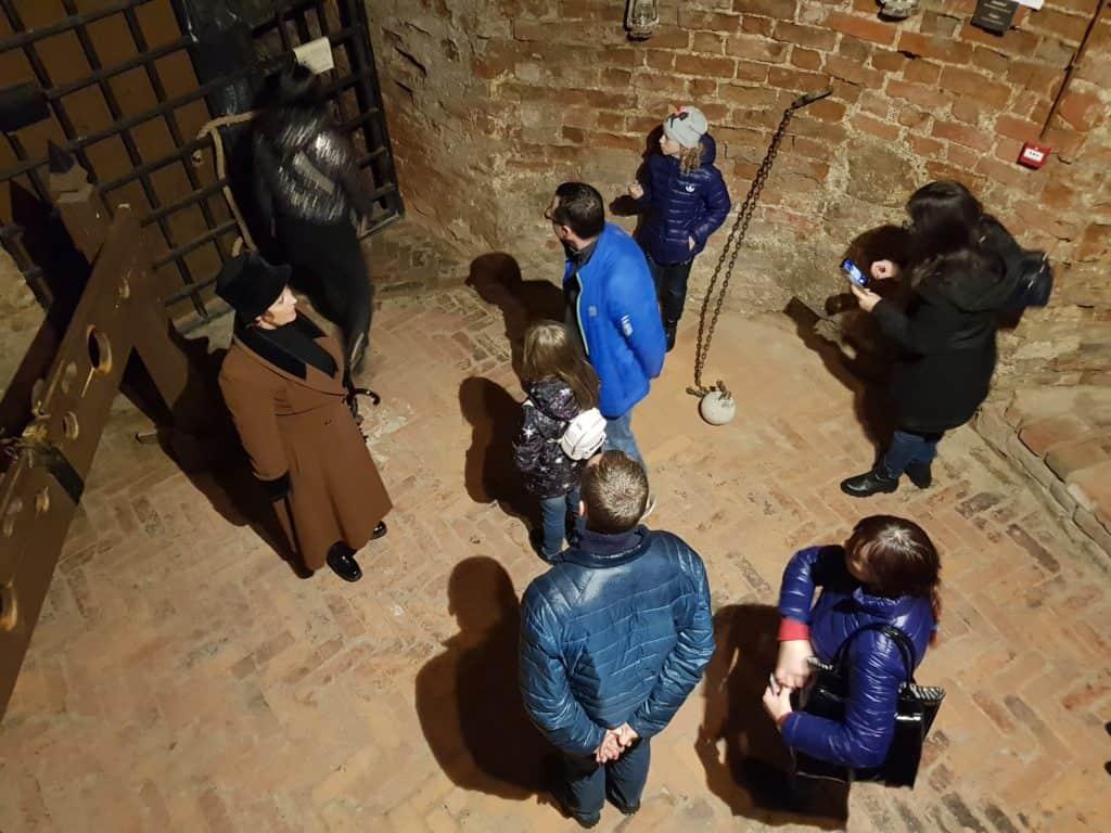 Kaunas Catacombs