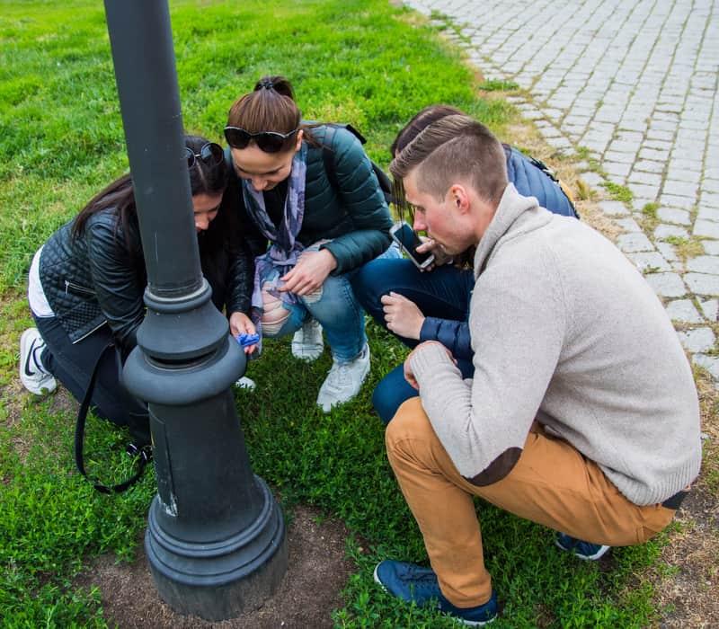 Treasure Hunt Game Vilnius