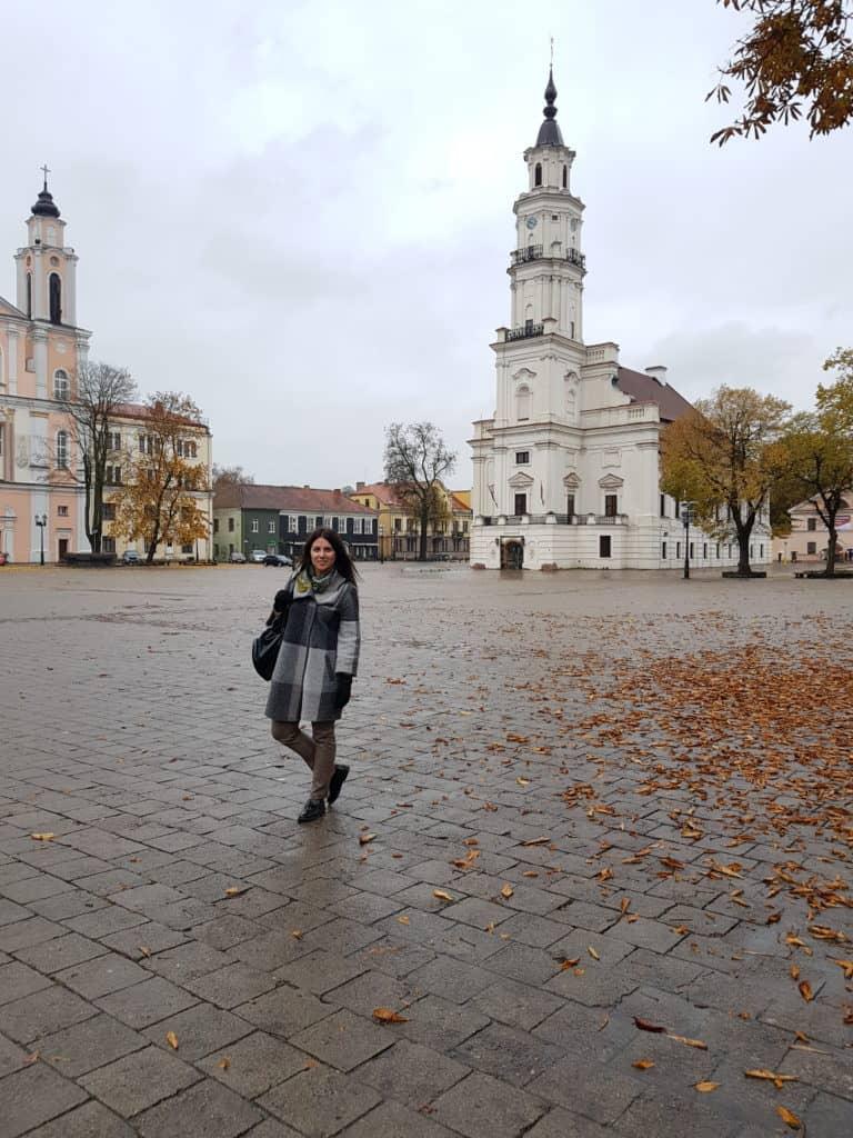 Guide tour in Kaunas