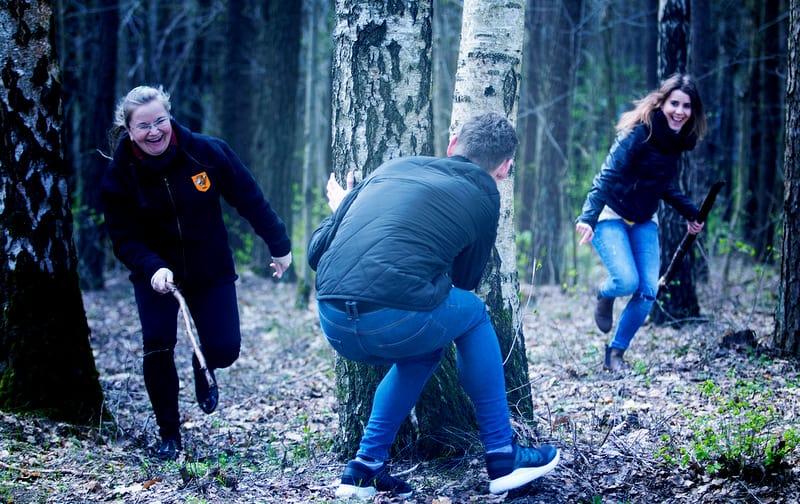 Activities in Trakai