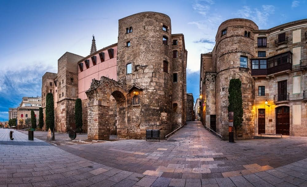 Roman and Medieval Barcelona Walking Tour