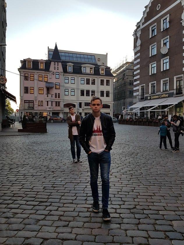 Medieval Riga tour