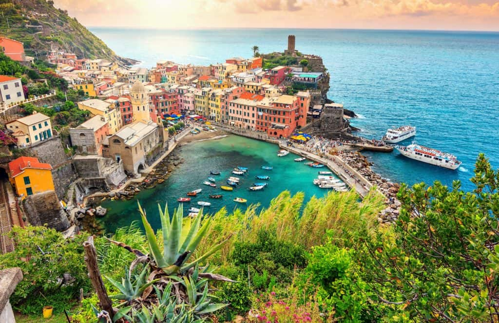 Guided Tour in Cinque Terre