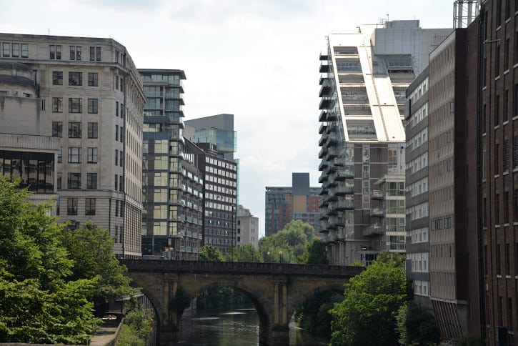 The best of Manchester city Walking tour