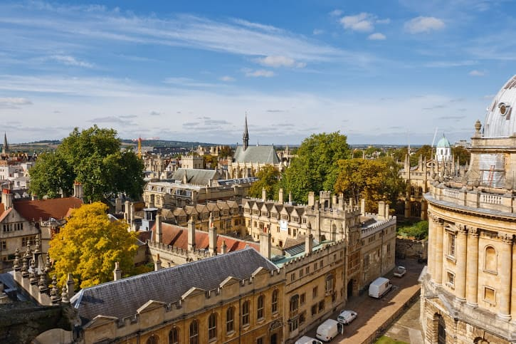 Harry Potter walking tour in Oxford