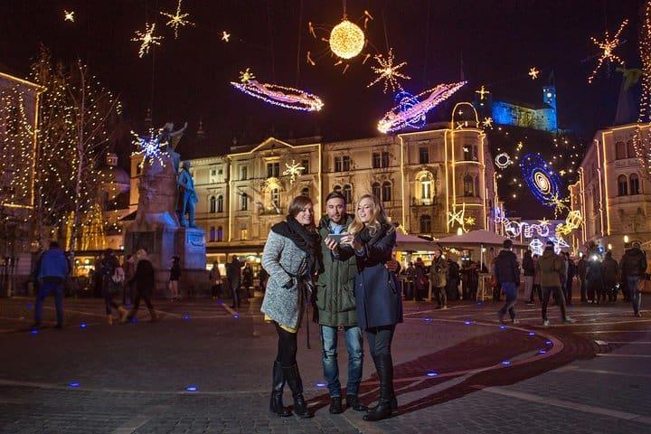 The best of Ljubljana city Walking tour