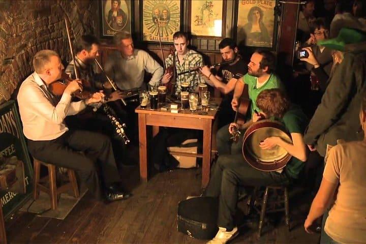 Irish Music Tour In Dublin