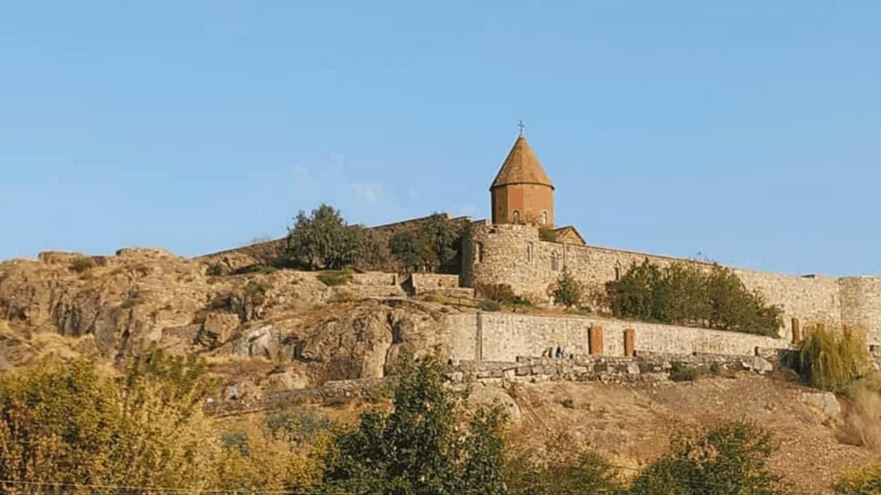 Ancient Khor Virap Monastery Tour