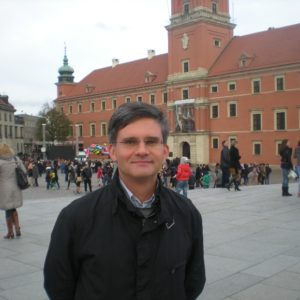 Guide in Warsaw