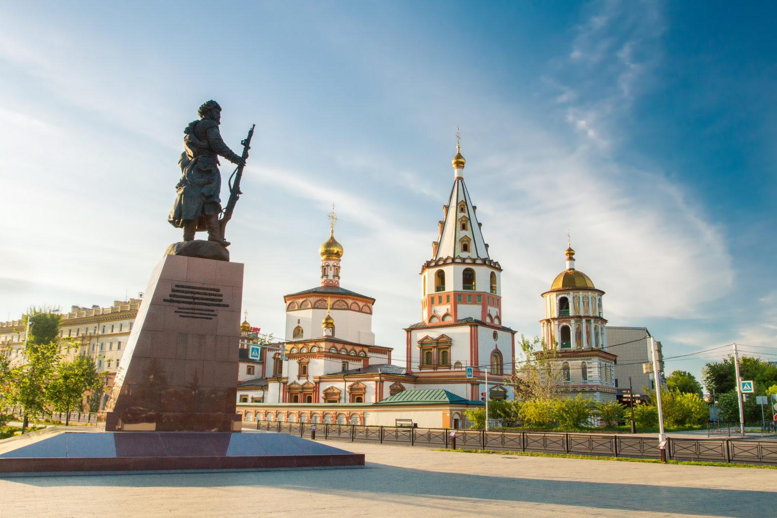 City Walking Tour in Irkutsk 2