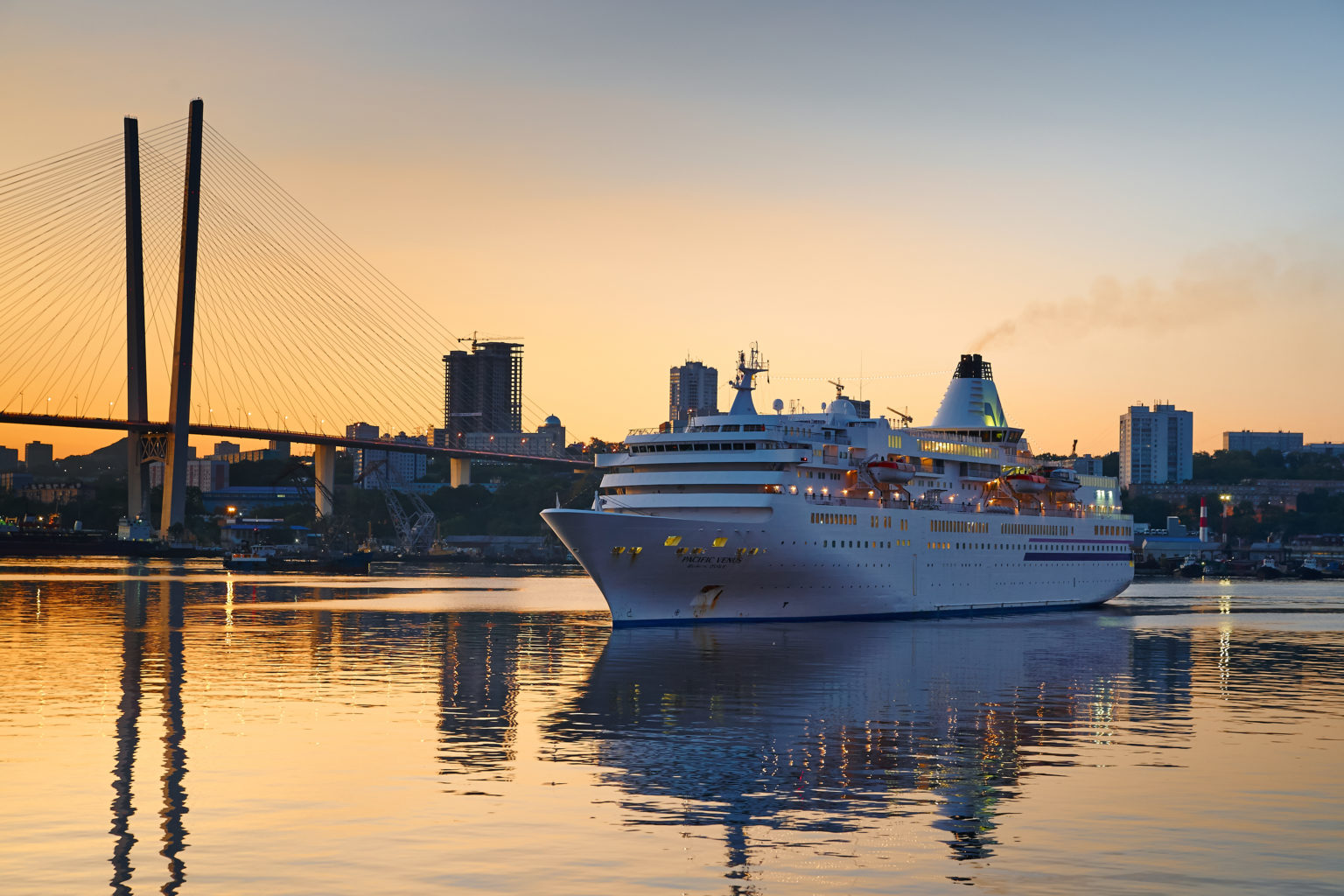 Cruise Tour in Vladivostok 2