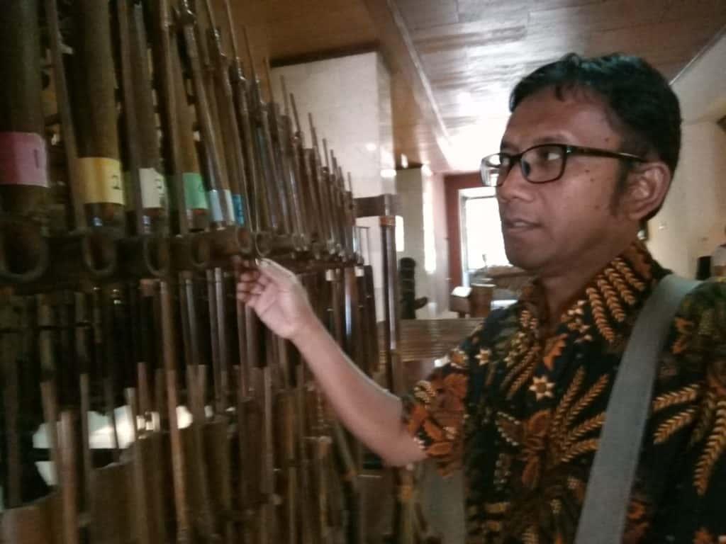 Guide in Jakarta