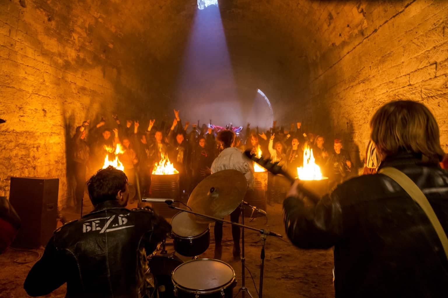 Odessa Catacombs Walking Tour 1