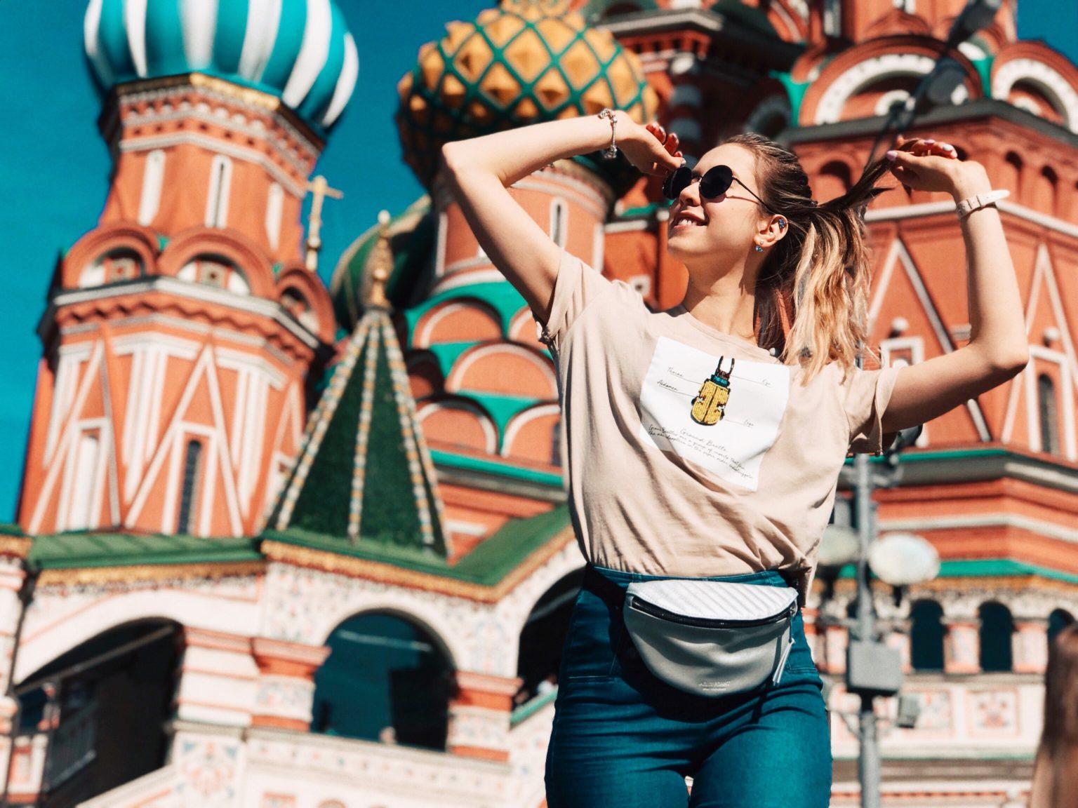 Panoramic Moscow Walking tour 1