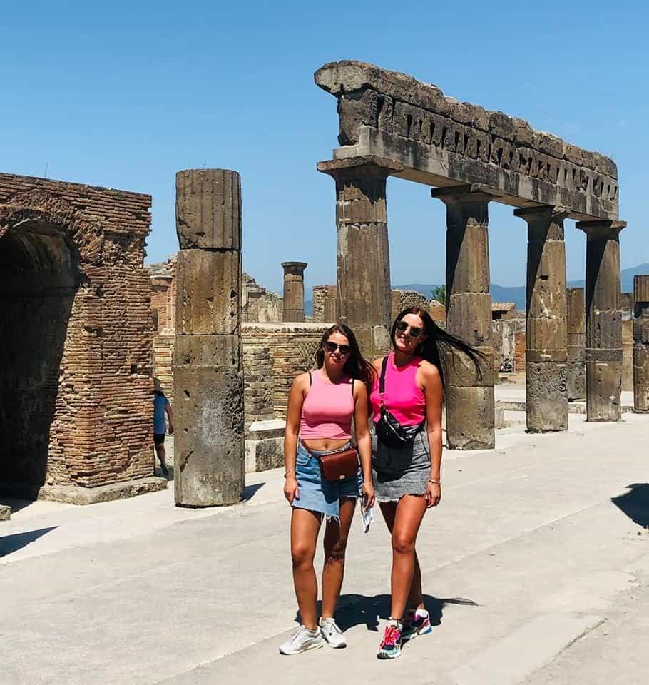 Full Day Tour Pompeii–Sorrento -Positano