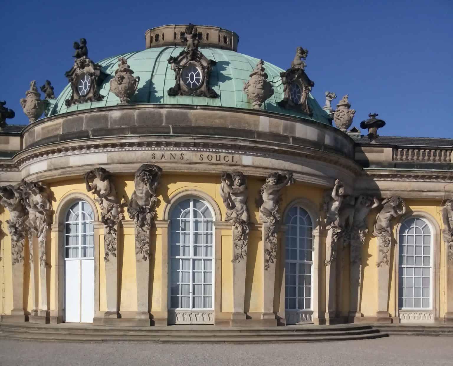 The Best of Potsdam Walking Tour