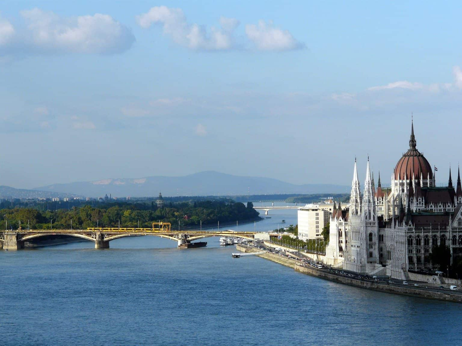 Sightseeing Budapest Walking Tour