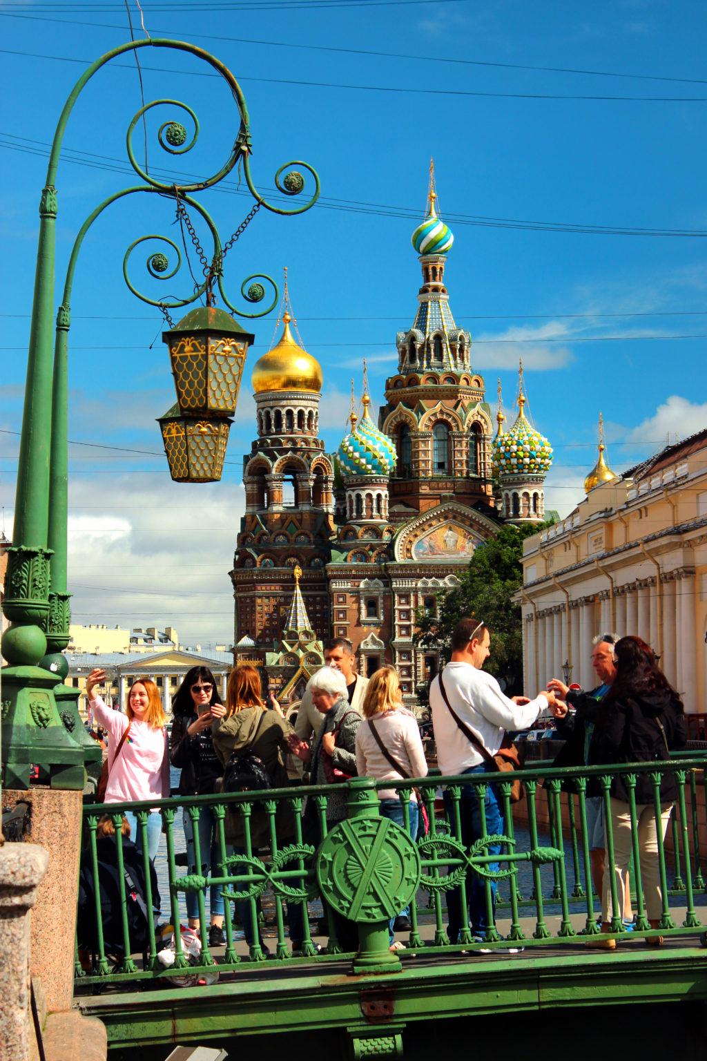 Sightseeing tour in Saint Petersburg 11