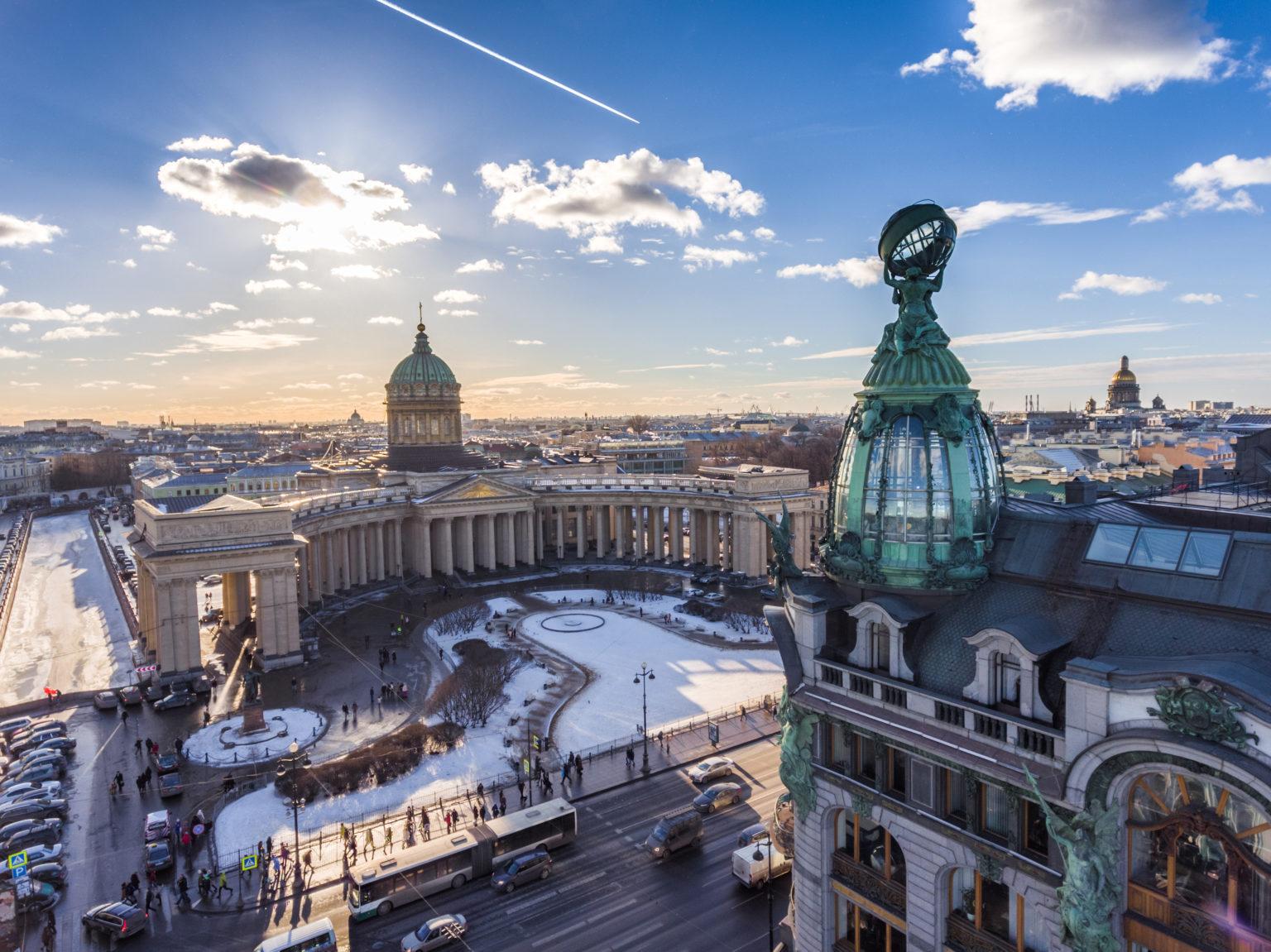 Sightseeing walking tour in Kazan 6