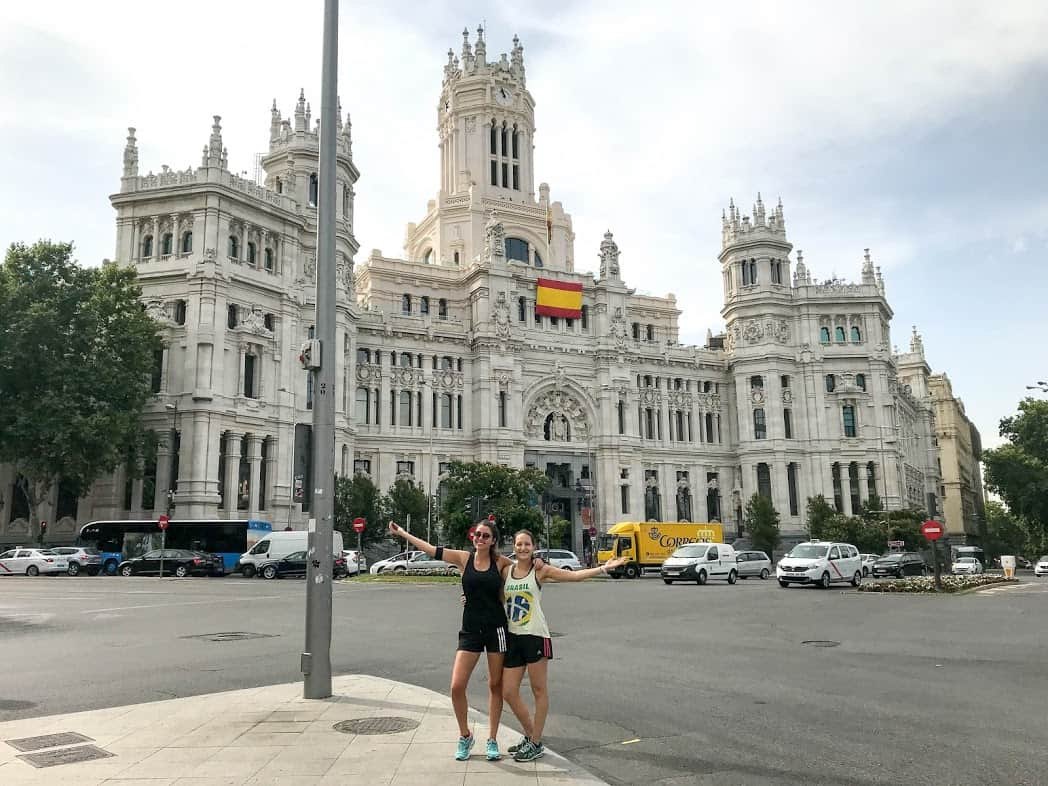 The Best Running Tour of Madrid