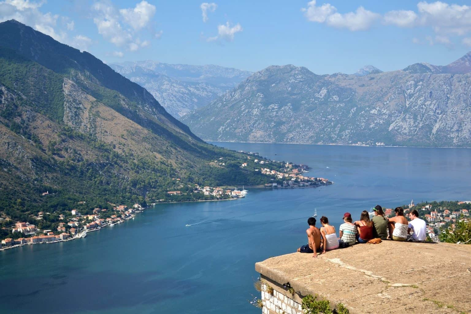 """Kotor and the """"Lady of Rocks"""" boat tour"""