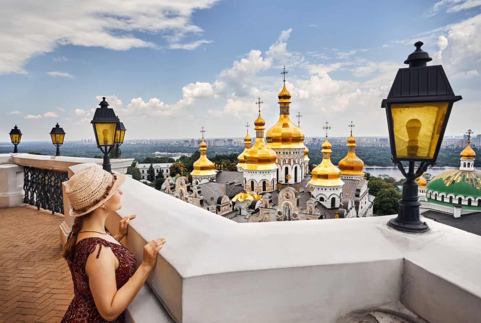 Walking Tour Ancient Kiev 7