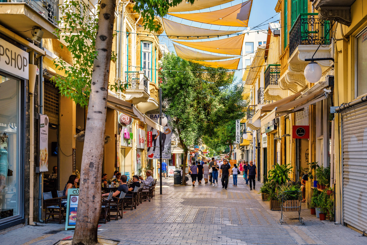 Walking Tour in the Old city of Nicosia 1
