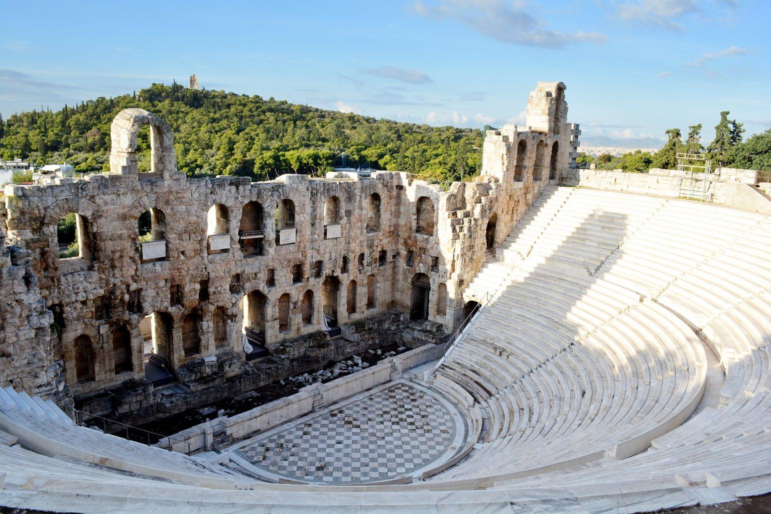 Walking tour Richness of Athens 2