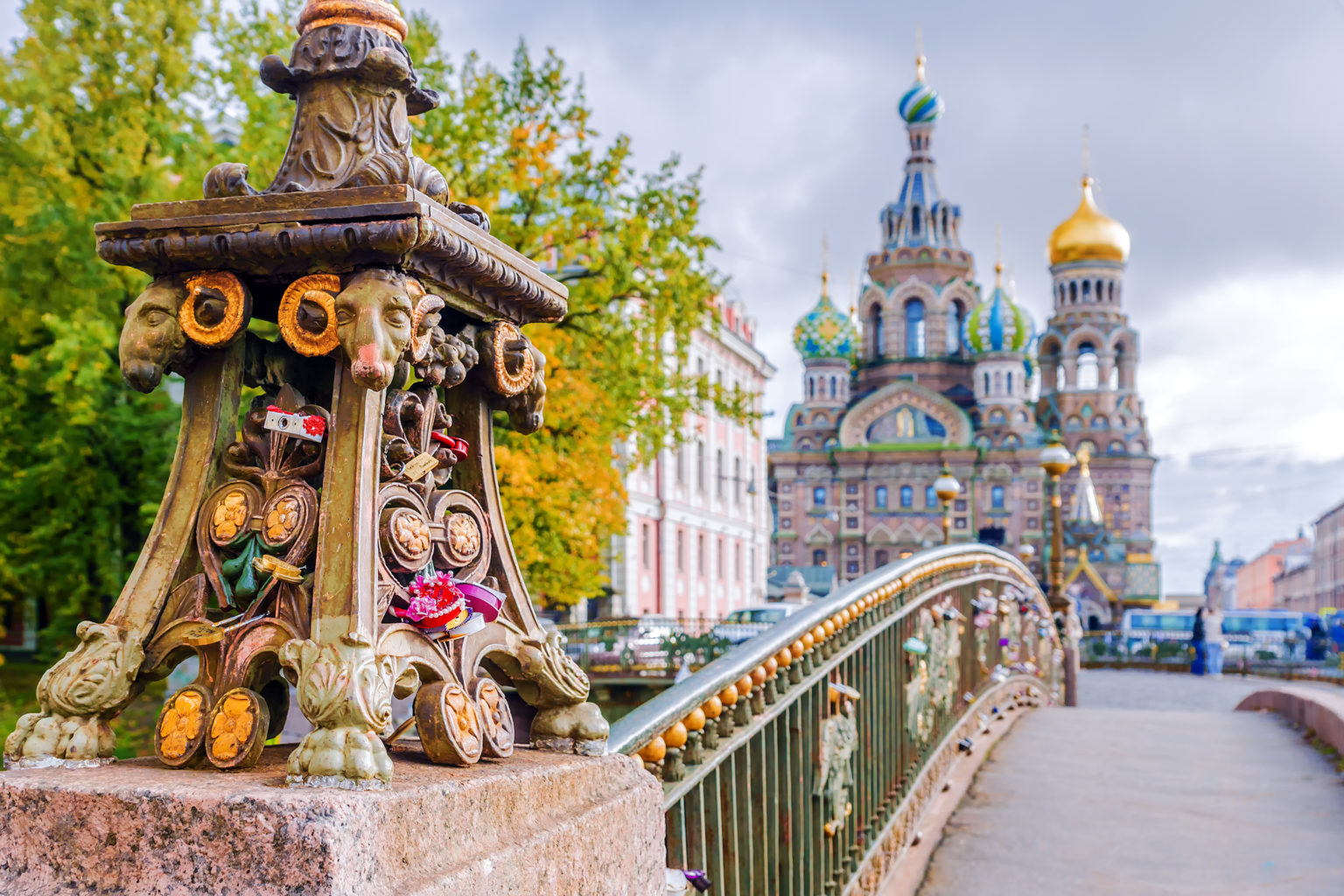 Walking tour through Dostoevsky's St. Petersburg 3