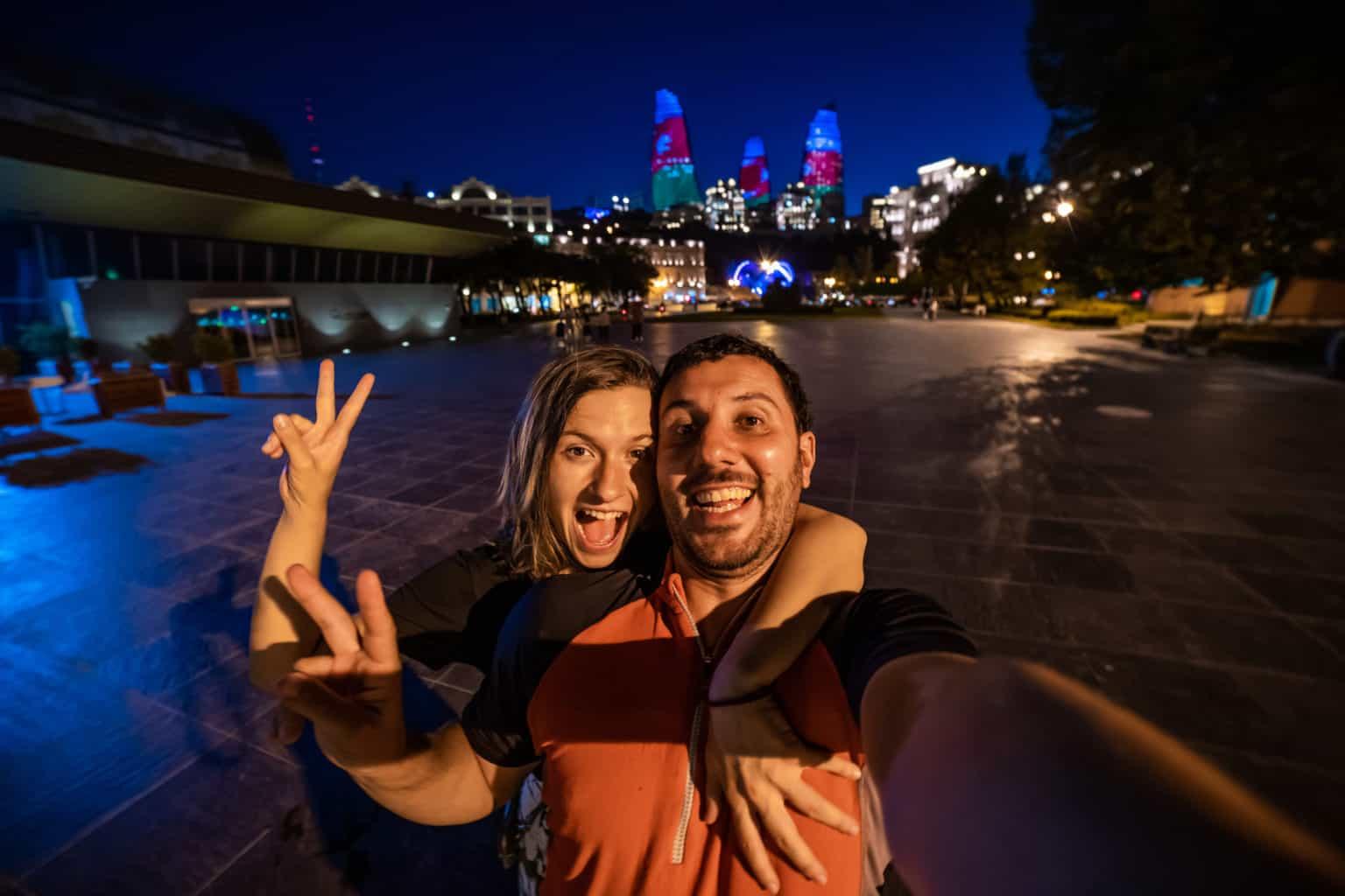 Baku Night Tour 1