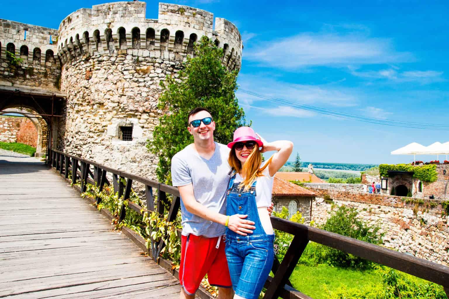Belgrade walking tour 4