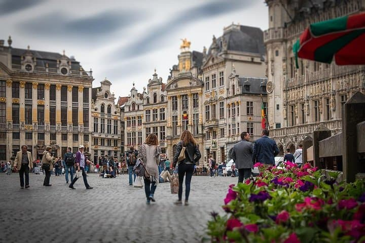 Mystical Brussels Tour With Tasting
