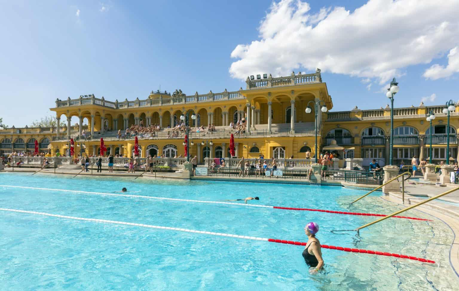 Discovering Thermal Baths of Budapest Tour 9