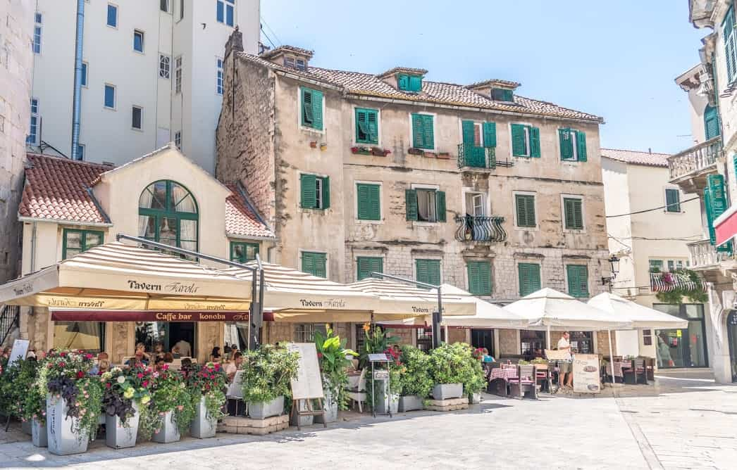 Walking Tour with kids- Discover Split together