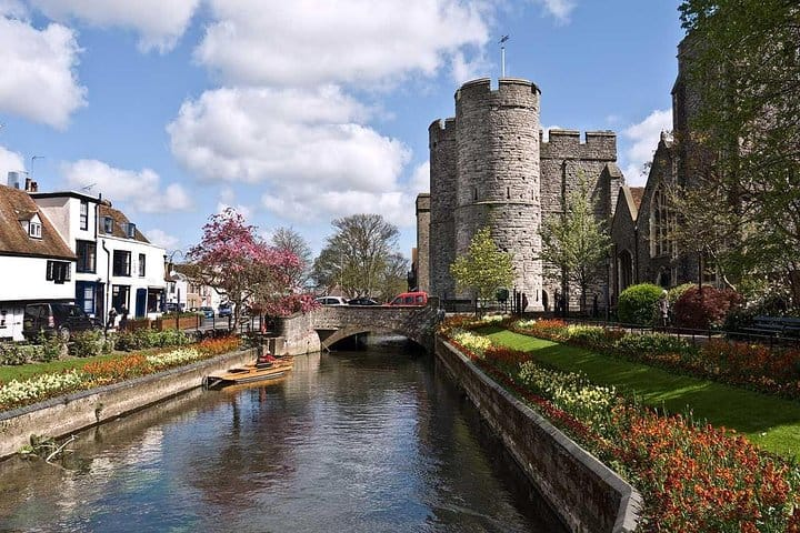 The best of Canterbury walking tour