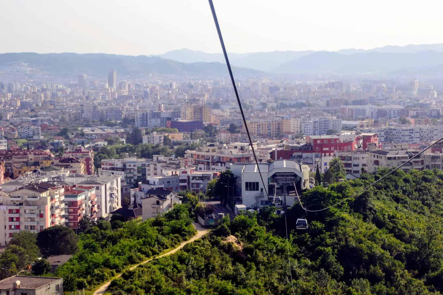 Green Tirana Walking Tour