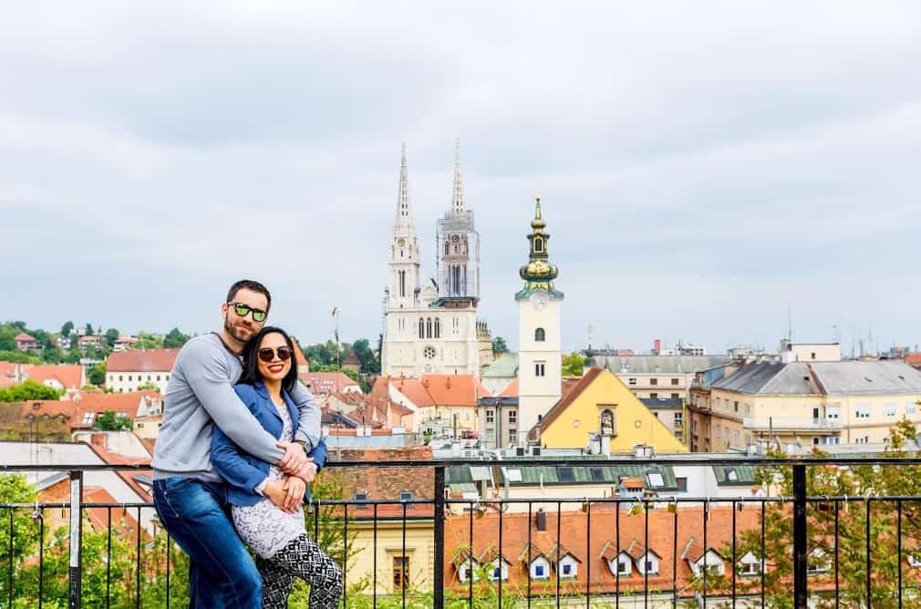 Old Zagreb Walking Tour