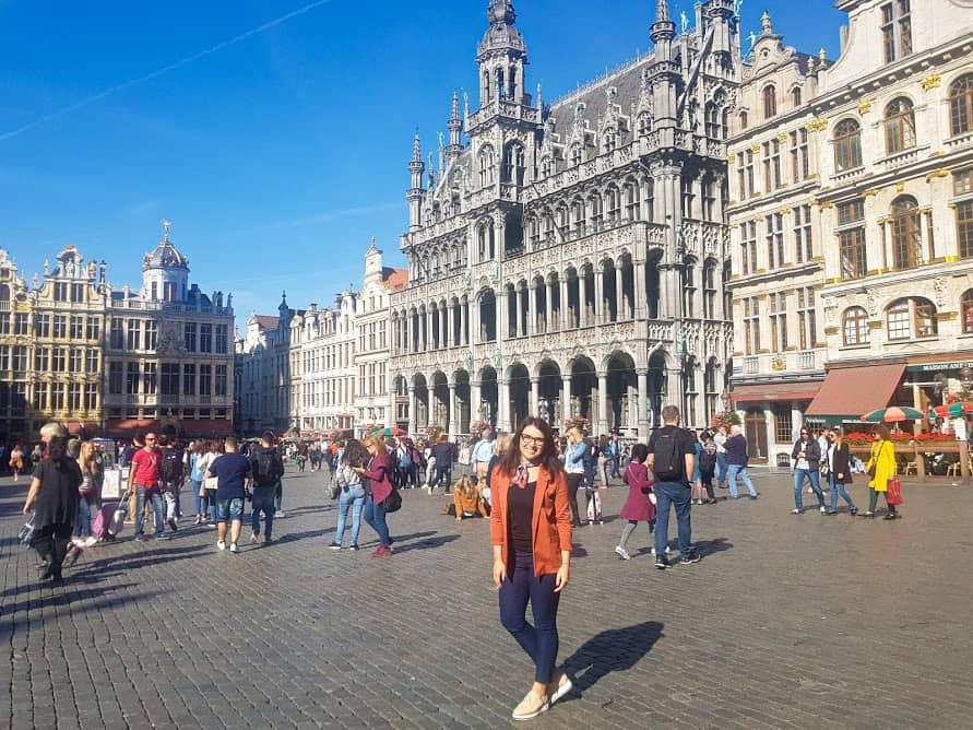 Brussels: City Tour by Car