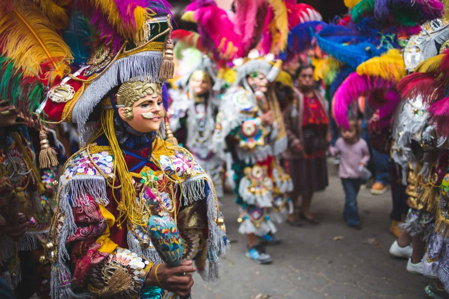 Guatemala's Highlights Walking Tour