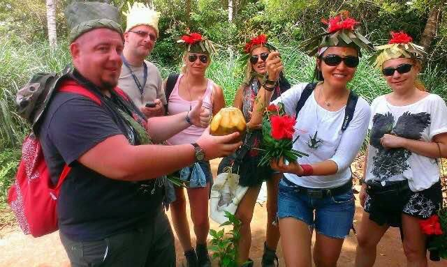 Magic Christmas Tour of Zanzibar Island: Spice and fruits tour