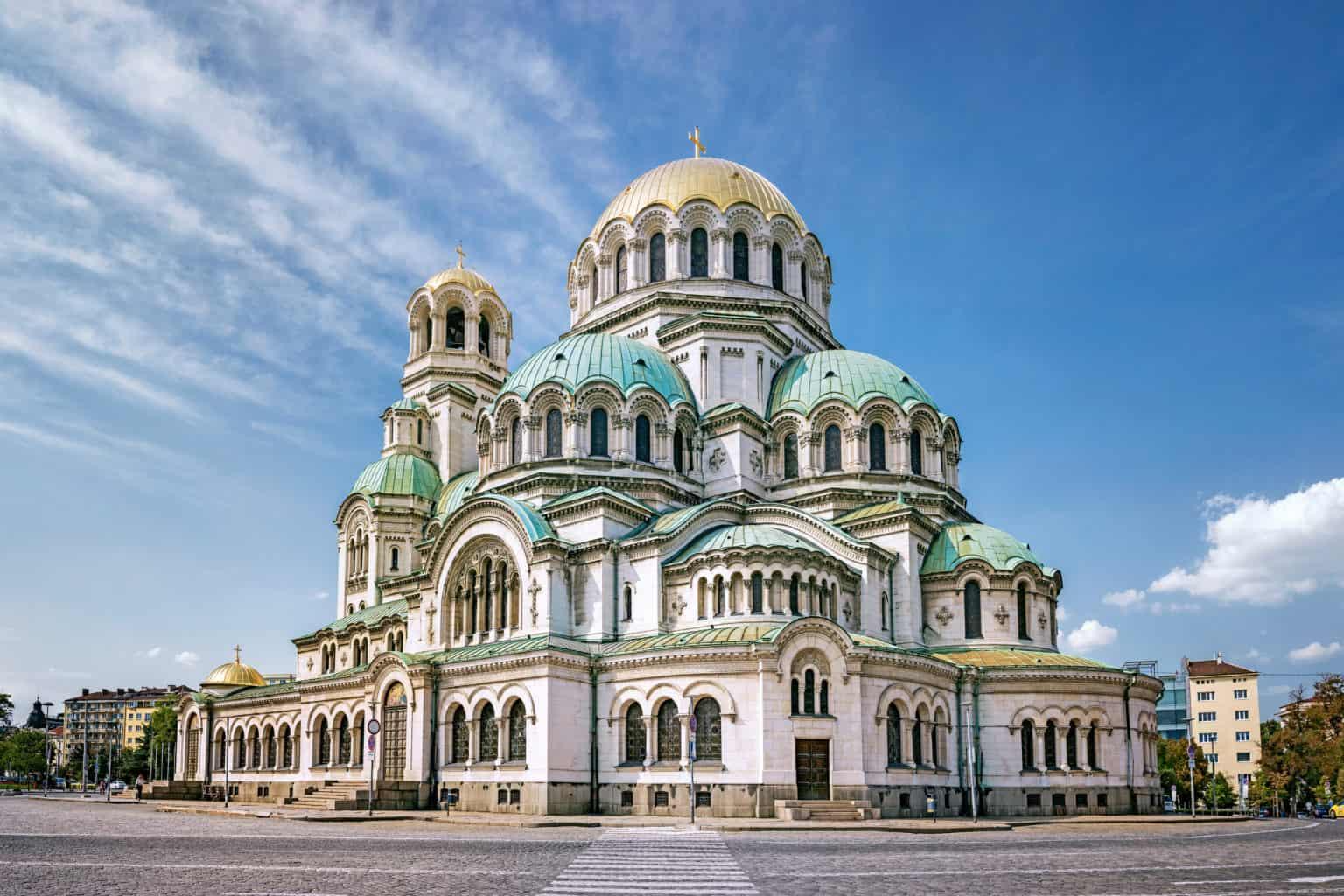 Walking tour among Sofia churches