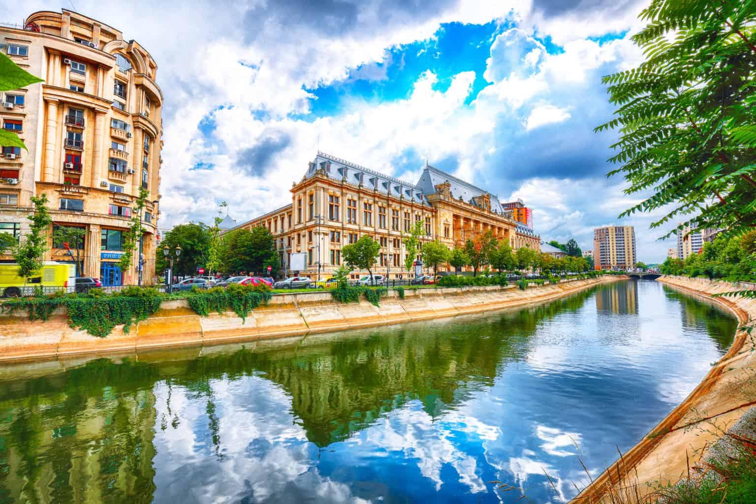 Panoramic Bucharest Walking Tour