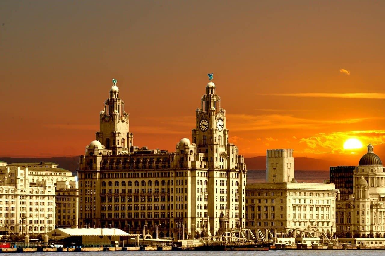 Liverpool walking tour